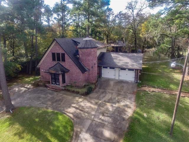 547 Lakefront Drive, Onalaska, TX 77360 (MLS #45913221) :: Texas Home Shop Realty