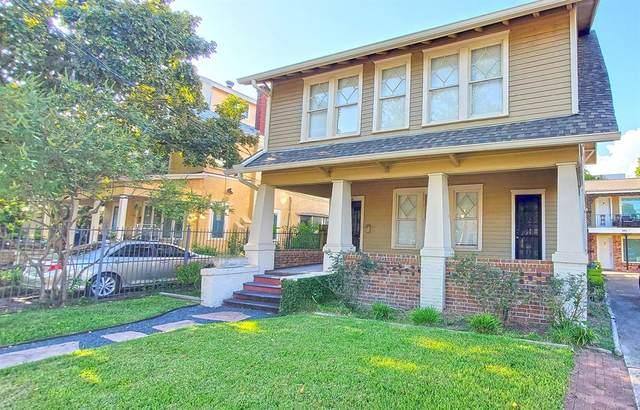 808 W Main Street, Houston, TX 77006 (MLS #45915663) :: Green Residential