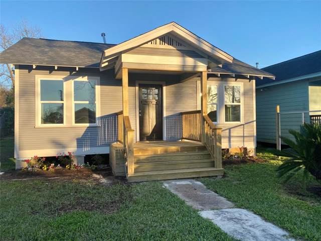 531 Woolworth Street, Houston, TX 77020 (MLS #45921776) :: Bray Real Estate Group