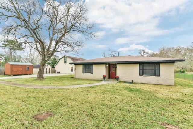 25351 Goodson Road, Splendora, TX 77372 (MLS #45932097) :: Texas Home Shop Realty