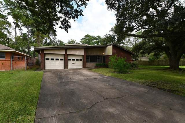 2035 Sieber Drive, Houston, TX 77017 (MLS #4593592) :: The Home Branch