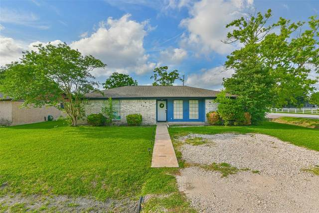 4917 25th Street, Dickinson, TX 77539 (MLS #45939188) :: Michele Harmon Team