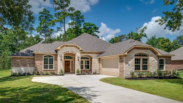 7302 Oak Bluff Drive, Magnolia, TX 77354 (MLS #45951724) :: Texas Home Shop Realty