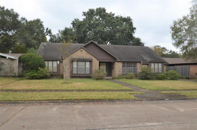 430 Hickory Ridge Drive, El Lago, TX 77586 (MLS #45952761) :: Connect Realty