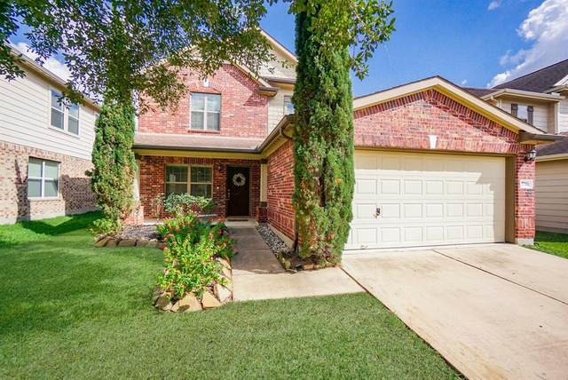7714 Crestbrook Manor Lane, Cypress, TX 77433 (MLS #45958115) :: The Freund Group