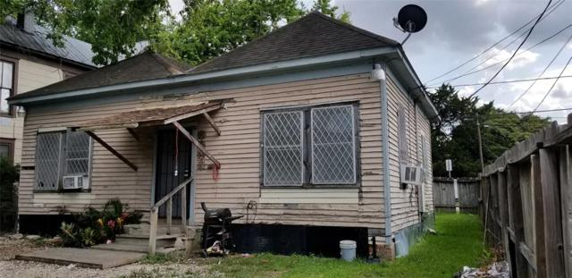 2020 Fulton Street, Houston, TX 77009 (MLS #45961121) :: Texas Home Shop Realty