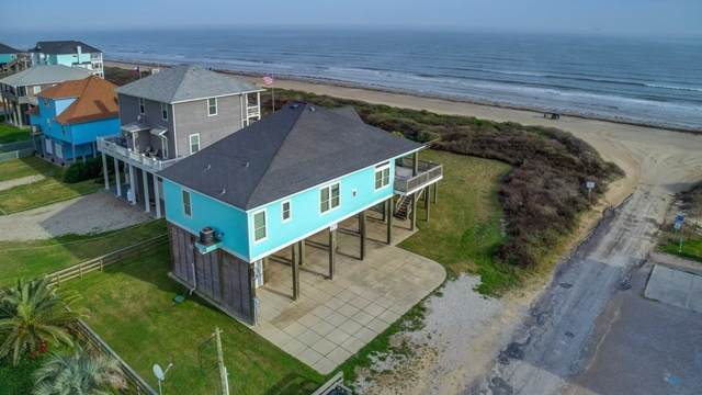 840 South Jacks St, Crystal Beach, TX 77650 (MLS #45965632) :: The Bly Team