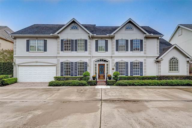 3609 Timberside Circle Drive, Houston, TX 77025 (MLS #45970278) :: The Jill Smith Team