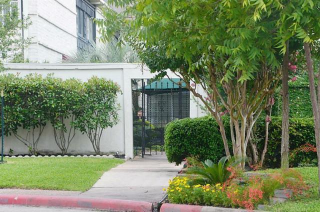5107 Del Monte Drive #12, Houston, TX 77056 (MLS #45972406) :: Texas Home Shop Realty