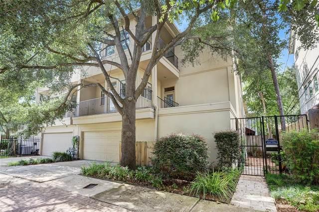 6500 Rodrigo Street B, Houston, TX 77007 (MLS #45973141) :: Green Residential