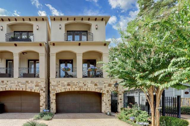 307 Birdsall Street, Houston, TX 77007 (MLS #45983374) :: The Sansone Group