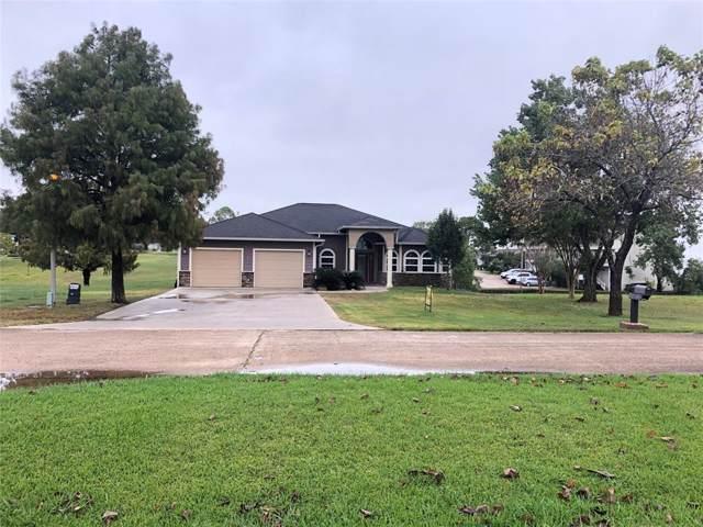 155 Heather Lane, Livingston, TX 77351 (MLS #45985540) :: Caskey Realty