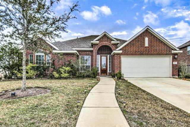 2013 Creekside Park Drive, Pearland, TX 77089 (MLS #45988493) :: Texas Home Shop Realty
