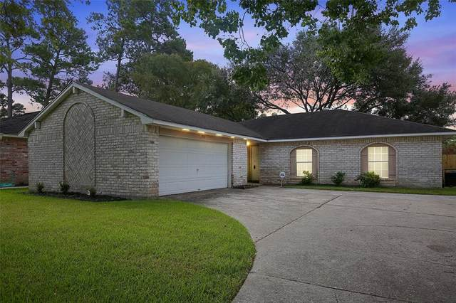 5806 Sunnygate Drive, Spring, TX 77373 (MLS #45996316) :: The SOLD by George Team