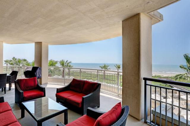 801 E Beach Drive Tw0306, Galveston, TX 77550 (MLS #45998582) :: Krueger Real Estate