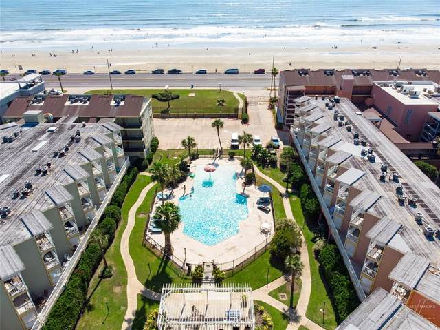 6300 Seawall Boulevard #9118, Galveston, TX 77551 (MLS #46000605) :: The SOLD by George Team