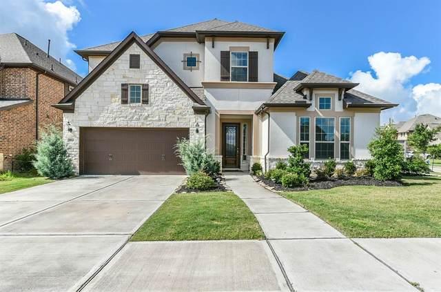 2510 Deerwood Heights Lane, Manvel, TX 77578 (MLS #46001545) :: Texas Home Shop Realty