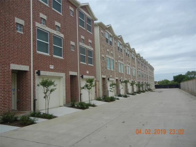 8705 Bryam #301, Houston, TX 77061 (MLS #46009454) :: The Parodi Team at Realty Associates