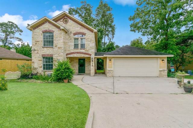 16645 E Lynbrook, Montgomery, TX 77316 (MLS #46011374) :: The Sansone Group