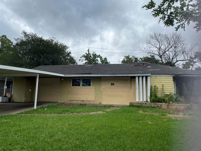 6059 & 6063 Doulton Drive, Houston, TX 77033 (MLS #46012806) :: Connect Realty