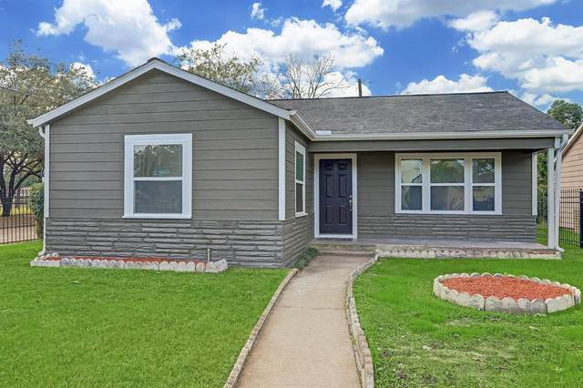 4803 Elser Street, Houston, TX 77009 (MLS #46021854) :: Caskey Realty