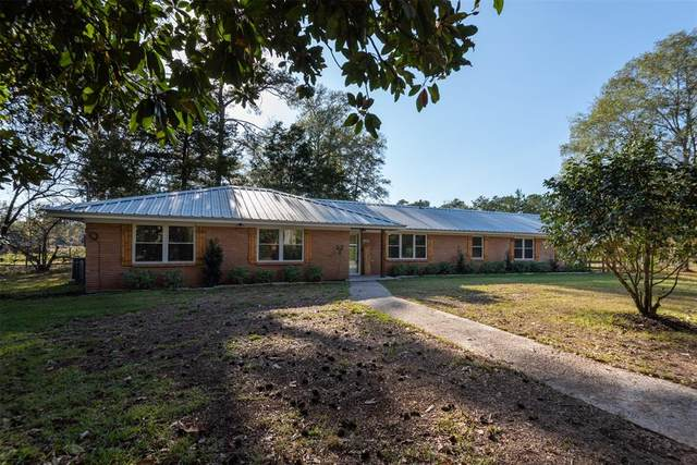 341 Ware Road, Cleveland, TX 77328 (MLS #46022290) :: My BCS Home Real Estate Group