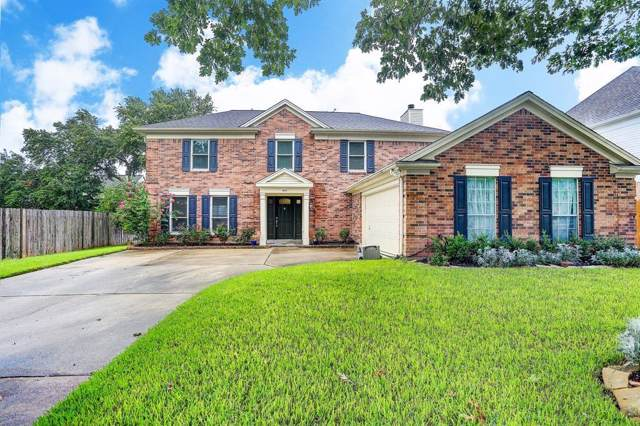 819 Coral Tree Place, Missouri City, TX 77459 (MLS #46045820) :: The Heyl Group at Keller Williams