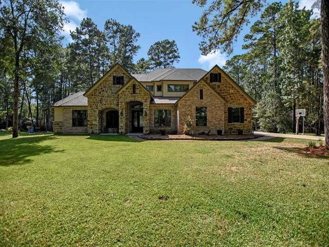 33603 Walnut Grove Drive, Magnolia, TX 77355 (MLS #46046959) :: Connect Realty