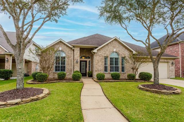 2513 Ivy Stone Lane, Friendswood, TX 77546 (MLS #46049091) :: Ellison Real Estate Team