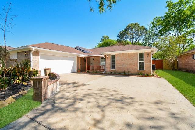 2131 Turtle Creek Drive, Missouri City, TX 77459 (MLS #460603) :: The Sansone Group