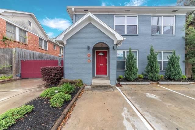 1515 Dunlavy Street, Houston, TX 77006 (MLS #4606102) :: Caskey Realty