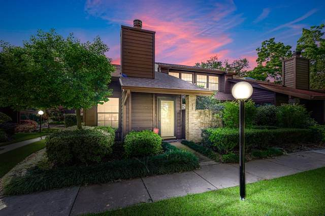2510 Grants Lake Boulevard #11, Sugar Land, TX 77479 (MLS #46072763) :: Keller Williams Realty