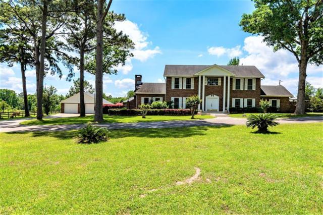 376 Creekridge Drive, Goodrich, TX 77335 (MLS #46073577) :: The Heyl Group at Keller Williams