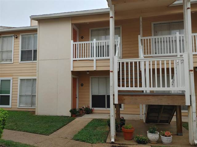3506 Cove View Boulevard #1104, Galveston, TX 77554 (MLS #46076375) :: Connell Team with Better Homes and Gardens, Gary Greene