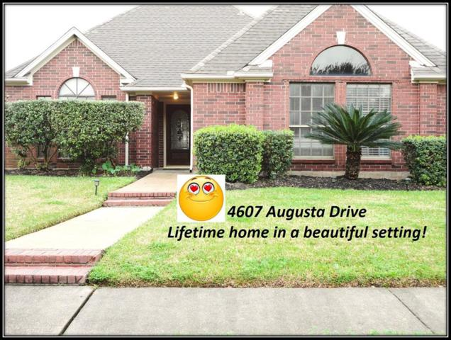 4607 Augusta Drive, Pasadena, TX 77505 (MLS #46086944) :: The SOLD by George Team