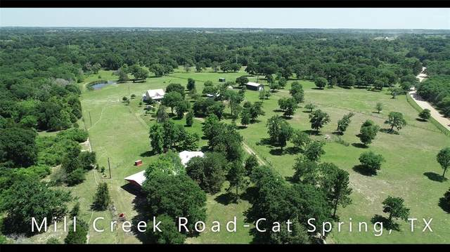 5166 Mill Creek Road, Cat Spring, TX 78933 (MLS #46098332) :: Ellison Real Estate Team
