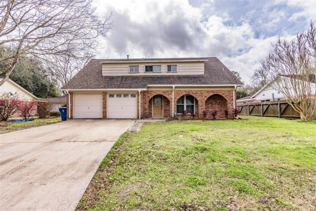4912 Old Castle Lane, Dickinson, TX 77539 (MLS #46099880) :: The Heyl Group at Keller Williams