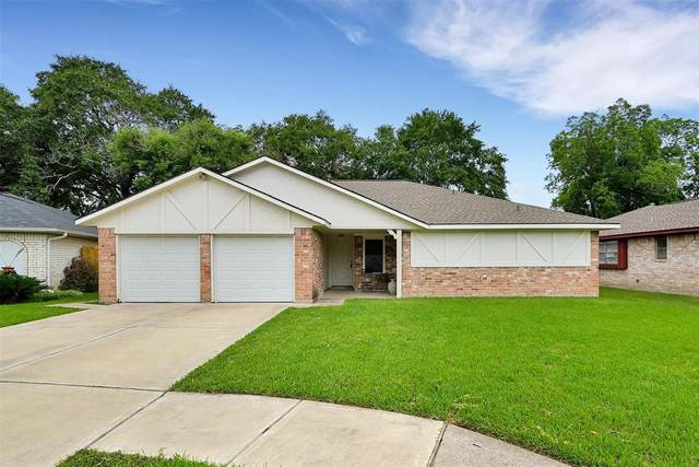 4822 Casemont Drive, Spring, TX 77388 (MLS #46107440) :: The Property Guys