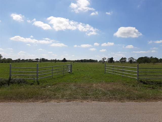 no other informaiton Trenckmann Road, Sealy, TX 77474 (MLS #46110525) :: Green Residential