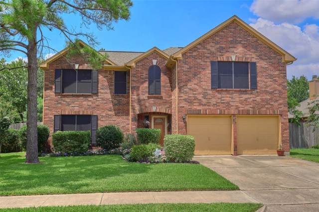 2212 Lady Leslie Lane, Pearland, TX 77581 (MLS #4611507) :: The Heyl Group at Keller Williams