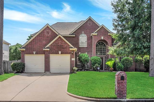 17431 Edenway Drive, Spring, TX 77379 (MLS #46128807) :: The Sold By Valdez Team