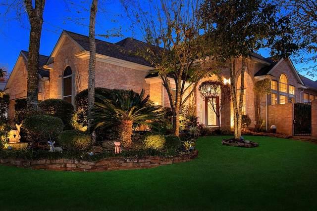 195 Claridge Oak Court, The Woodlands, TX 77384 (#46151871) :: ORO Realty