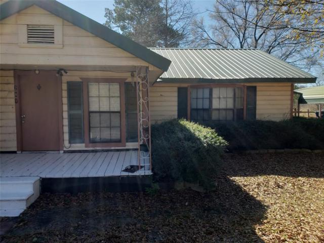281 Fears Street, Groveton, TX 75845 (MLS #46153752) :: Connect Realty
