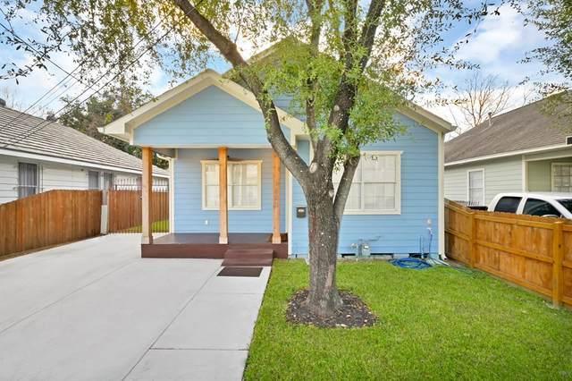 1809 Lewis Street, Houston, TX 77009 (MLS #46160535) :: The Jennifer Wauhob Team