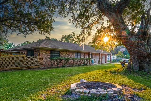 17400 County Road 489, Brazoria, TX 77422 (MLS #46170231) :: My BCS Home Real Estate Group