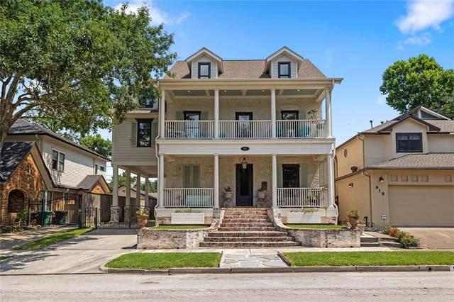 923 Teetshorn Street, Houston, TX 77009 (MLS #46188645) :: Caskey Realty