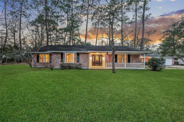 2406 Carriage Ridge Lane, Conroe, TX 77384 (MLS #46211979) :: Giorgi Real Estate Group