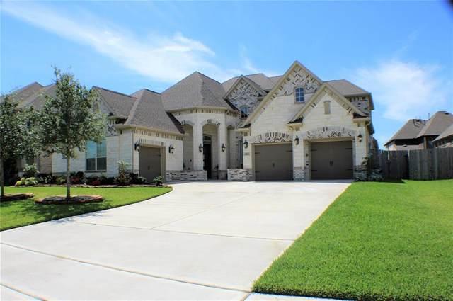 2412 Morning Ridge Lane, Friendswood, TX 77546 (MLS #46212553) :: Rachel Lee Realtor