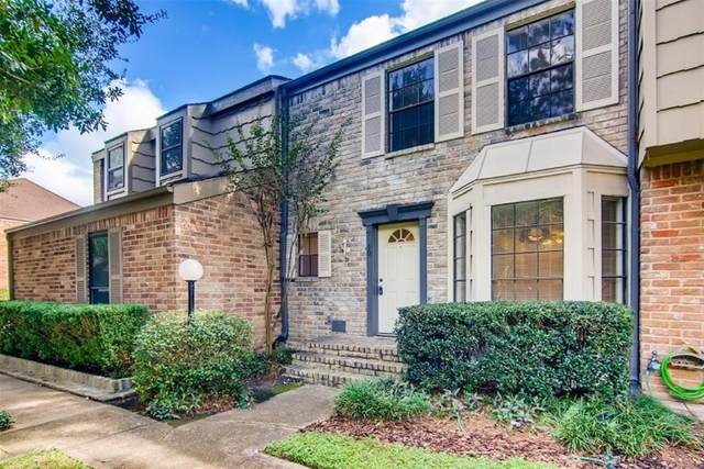 7505 Memorial Woods Drive #50, Houston, TX 77024 (MLS #46214297) :: The Freund Group