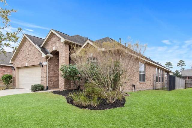 35 Quillwood Place, The Woodlands, TX 77354 (MLS #46214545) :: Michele Harmon Team